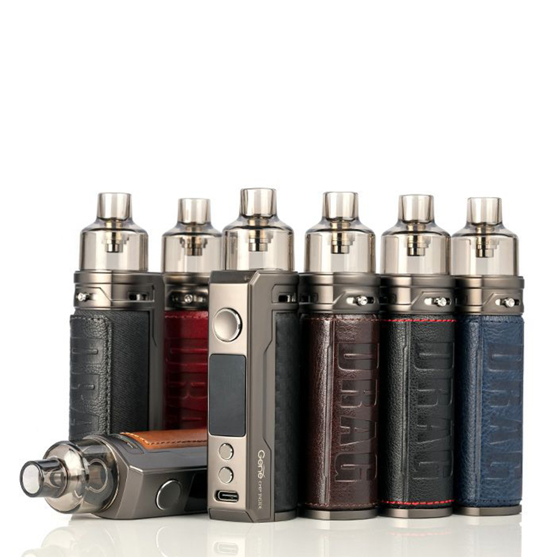 voopoo drag s 60w pod mod kit all colors